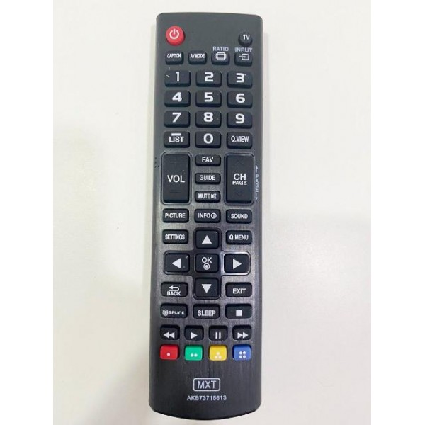 15162 - CONTROLE LG LCD