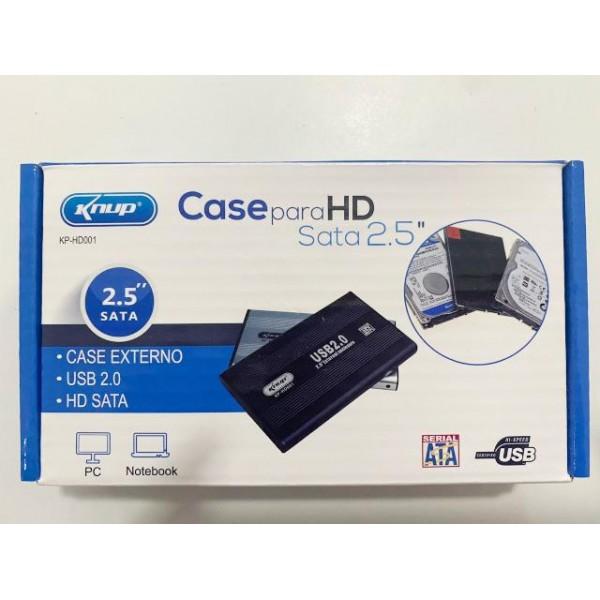 """16321 - CASE SATA HD NOTEBOOK 2.5"""""""
