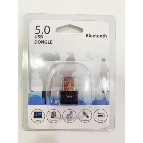 16322 - RECEPTOR BLUETOOTH USB V5.0 DONGLE