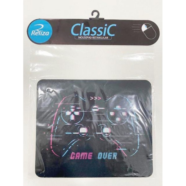 20136 - MOUSE PAD CLASSIC GAMER