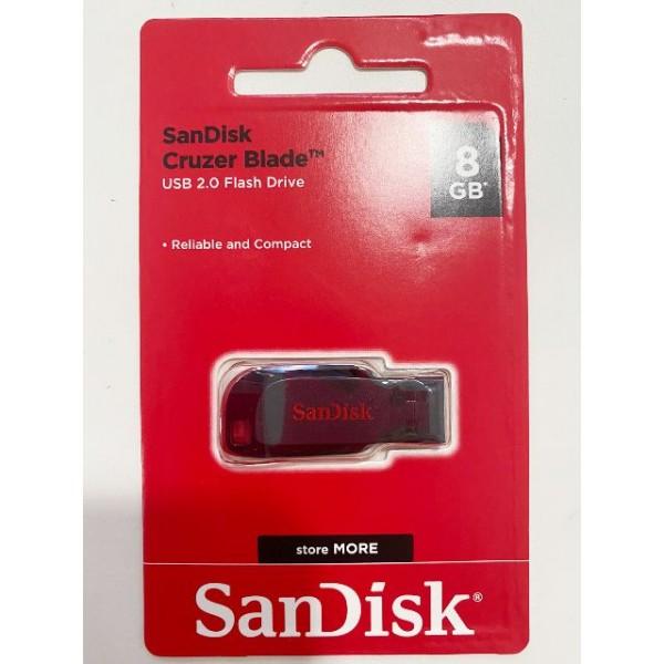 22038 - PEN DRIVE MAX TWIST 8GB